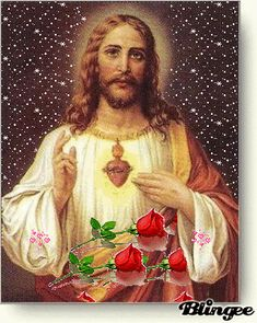 Cuore Soave - Google+ Pictures Of Jesus Christ, Religious Pictures, Cross Pictures, Jesus Loves Us, Religion, Christian Pictures, Jesus Face, Blessed Mother Mary, Heart Of Jesus