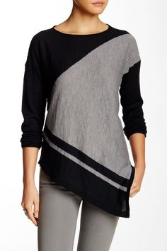 Ros Asymmetrical Sweater