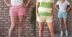 Blow out Every day linen shorts 9 colors