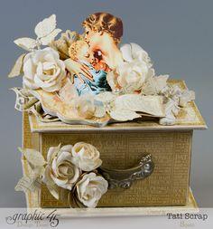 Precious Memories Graphic 45 Book Box