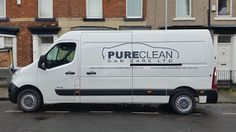 The Green I Signs Blog: Renault Master van graphics for Paul Iley - Compan...