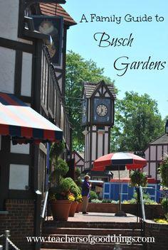 A Family Guide to Busch Gardens