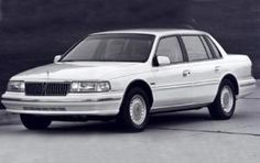 1990 Lincoln Continental (owned)