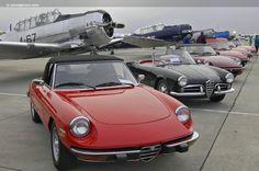 Pop's car: 1973 Alfa-Romeo Spider