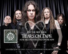 Tears on Tape Flyer