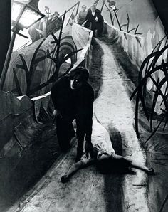 cineCollage :: German Expressionism | EXPRESSIONISM | Pinterest ...