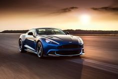 Aston Martin Drops Our Jaws To the Floor with the new Vanquish S