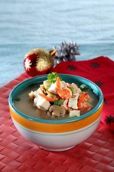 SUP TAHU yummy
