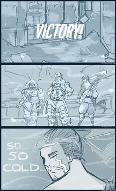 Explains why i can't play hanzo on watchpoint : Antarctica! Overwatch, overwatch hanzo, hanzo, o Overwatch Hanzo, Overwatch Comic, Overwatch Fan Art, Geeks, Soldier 76, Antarctica, Funny Games, Pokemon, Funny Comics
