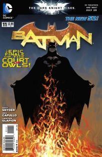 Batman #11 Scott Snyder Greg Capullo ---> shipping is $0.01 !!!