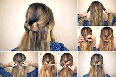 TOP Penteados Fáceis Para Escola: Fotos, Vídeo, E Tutorial!