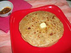YUMMY TUMMY: Mooli Paratha / Punjabi Mooli Paratha / Radish Paratha – Lunch Box ideas