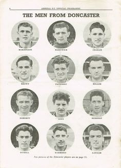 Doncaster Rovers team photos in Doncaster Rovers, Team Photos, 1950s, Photo Wall, Football, Pictures, Palm Plants, Soccer, Photos
