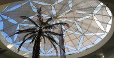 Alto Avellaneda, Control Solar Cúpula | WAGG | Arquitectura Textil | Soluciones Tensadas