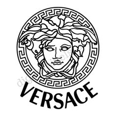 /collections/logo?sort_by=created-descending&page=1 Versace Tattoo, Logo Versace, Versace Versace, Chanel Logo, Logo Branding, Branding Design, Logo Design, Logo Luxe, Stickers