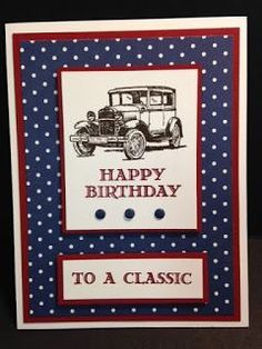 We picked some Masculine birthday cards Pins for you