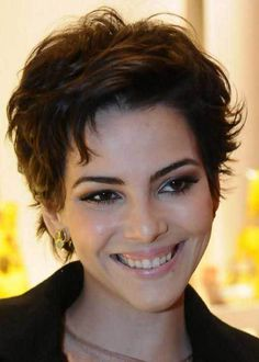 25. Short Hairstyle