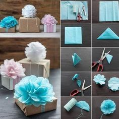 Inspi gift wrapping by @allesvoorkids at InstagrAm
