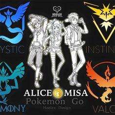 《Pokemon Go Alice misA心夢精靈寶可夢訓練師》By Hoelex 《神奇寶貝》(英文:Pokémon或Pocket Monsters)動畫,改編自遊戲神奇寶貝系列。 如果心夢少女也進入訓練師的冒險會是什麼模樣? 心動的也馬上來畫3組,找自己最喜歡的三個精靈寶可夢(神奇寶貝)終於可以踏上冒險之旅了。  (人物創作外此圖背景素材採用網路上的官方及合成資料非本人繪製)  分享繪畫過程>>  http://blog.yam.com/hoelex/article/164132591   #AlicemisA心夢少女 #Pokemon神奇寶貝訓練師 #hoelex浩理斯