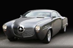 2009 Barret JAckson 'Super Sonic' Stidebacker (1951 Studebaker 2 door)