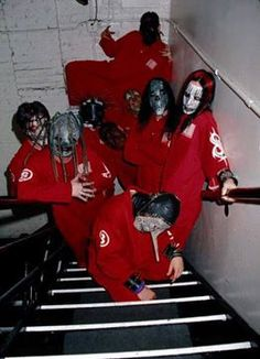 They will always be my favorite band in the world. R. I. P. Paul Gray you will forever be part or the nine. JOEY COME BACK