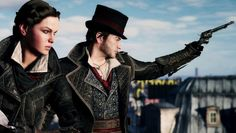 Assassin´s Creed Syndicate: Los Mellizos Evi y Jacob Frye