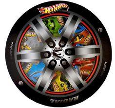 Festa Hot Wheels, Hot Wheels Party, Wheel Logo, Hot Wheels Birthday, Race Party, Cars Birthday Parties, Cake Images, Dessert Table, Monster Trucks