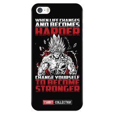 Super Saiyan Bardock become stronger Iphone Case - TL00474PC