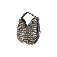 I could really do with a faux fur #handbag #fashion