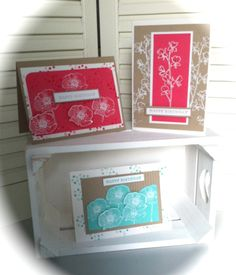 """""""Happy Watercolor"""", Stampin' Up!"""