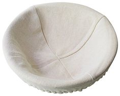 Bread Experience 8 Inch Round Banneton Proofing Bread Basket Cotton Liner Instruction Card >>> Find out more about the great product at the image link.