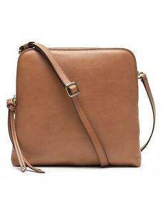 Double Pouch Crossbody from Banana Republic