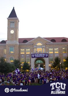 The Horned Frogs are ready to kickoff another great school year!