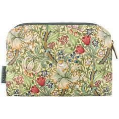 BuyHeathcote & Ivory Morris & Co Golden Lily Small Cosmetics Bag Online at johnlewis.com
