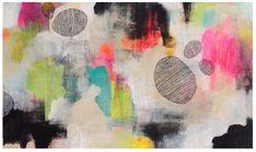 abstract paintings and drawings - Lisa Congdon Art + Illustration Illustrations, Illustration Art, Collages, Visionary Art, Painting Inspiration, Painting & Drawing, Abstract Art, Abstract Paintings, Abstract Tattoos