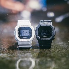 G-Shock is ready for any weather
