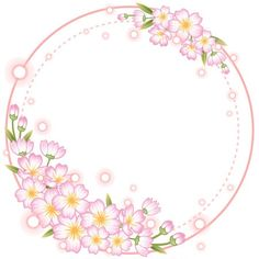 ✼ ✻ ✺ ✹ ✸ ✷ ₪ ❃ ❂ ❁ ❀ Pink Floral Background, Envelopes, Diy And Crafts, Arts And Crafts, Doodle Frames, Canning Labels, Borders And Frames, Oval Frame, Chinese Painting