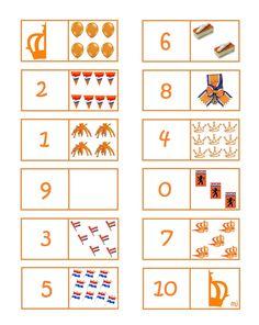 Kings Day, Math Games, Preschool, Calendar, Holiday Decor, Diy, Math Resources, School, Bricolage