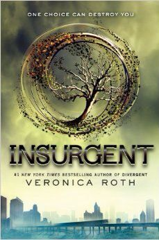Veronica Roth - Insurgent #2 (read)