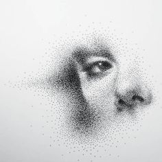 A Look that says a Thousand Words. Delicate looking Stippling Drawings. Click the image, for more art by Eric Wang. Source by DesignStackco ideas drawing Ink Pen Art, Pencil Art Drawings, Art Drawings Sketches, Cool Drawings, Horse Drawings, Drawing Art, Animal Drawings, Stippling Drawing, Stylo Art