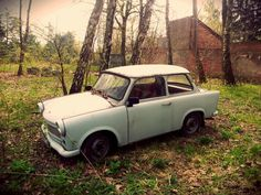 Der Trabi.  (All Rights Reserved).