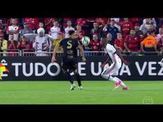 Os gols da quarta feira de futebol o sorteio da libertadores e sulameric...