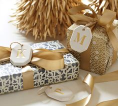 Make it special! Add an alphabet tag.