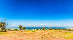 Panorama of seascape from Ashdod Yam Park by Jacky COSTI©- Photography on 500px