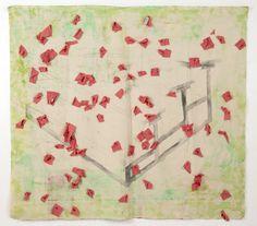 Sharon Butler, The Bleachers (Watch me), 2014
