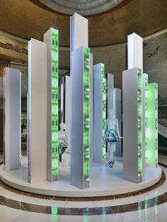 Zara installation by Duccio Grassi Architects, Milan #visualmerchandising #ss13