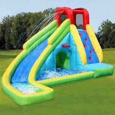 ultra croc 13 in 1 inflatable water park austin toy wish lisy
