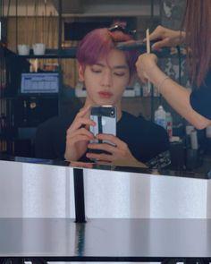 My purpple boy 😘💜 TYTrack . Nct boyfriendable BOYFRIEND man cute pout kpop korean Taeyong NCT animeboy maninblack SuperM us korea sment smtown love black Nct 127, Nct Taeyong, Taemin, Kpop, Kdrama, Rapper, Twitter Update, Bts Boys, People