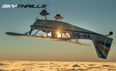 30-Minute Hands-on Aerobatic Flight Experience for Just $295!  http://yhoo.it/MtfZ27  #Melbourne #Adventure #Adrenalin