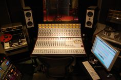 The Holy Grail of fidelity, warmth and depth...the Neve 5088.